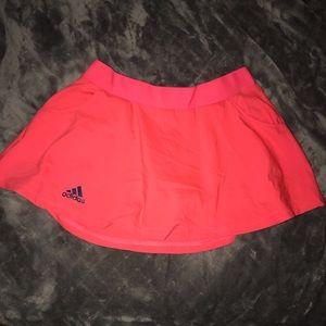 Adidas workout skirt